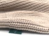 Cordero knit crema_