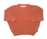 Cordero knit terracotta_