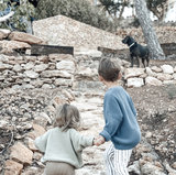 Cordero knit matcha_