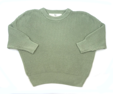 Cordero knit matcha